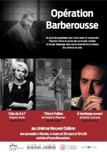 Opération Barberousse au cinéma Nouvel Odéon du 4 février au 18 mars