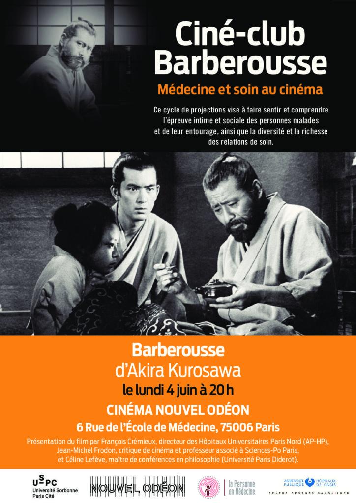 Ciné-club Barberousse