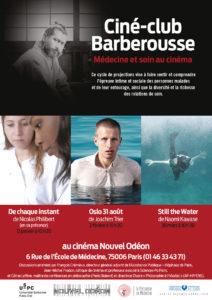 Le « Ciné-club Barberousse. Médecine et soin au cinéma » séance du 12 janvier 2019