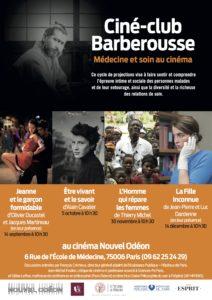 Ciné-club Barberousse – 1er semestre 2019-2020